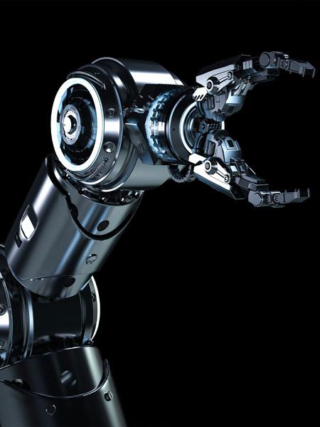 Roboterarm - MakeIT Gelnhausen
